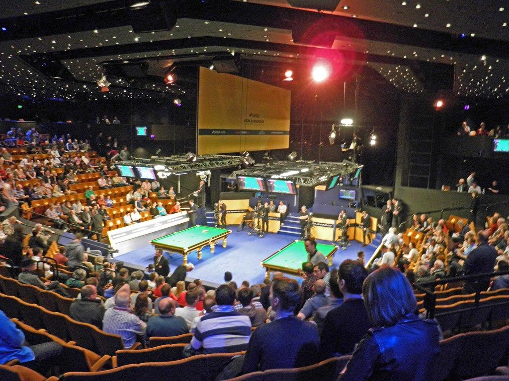 2018 World Snooker Championship 61